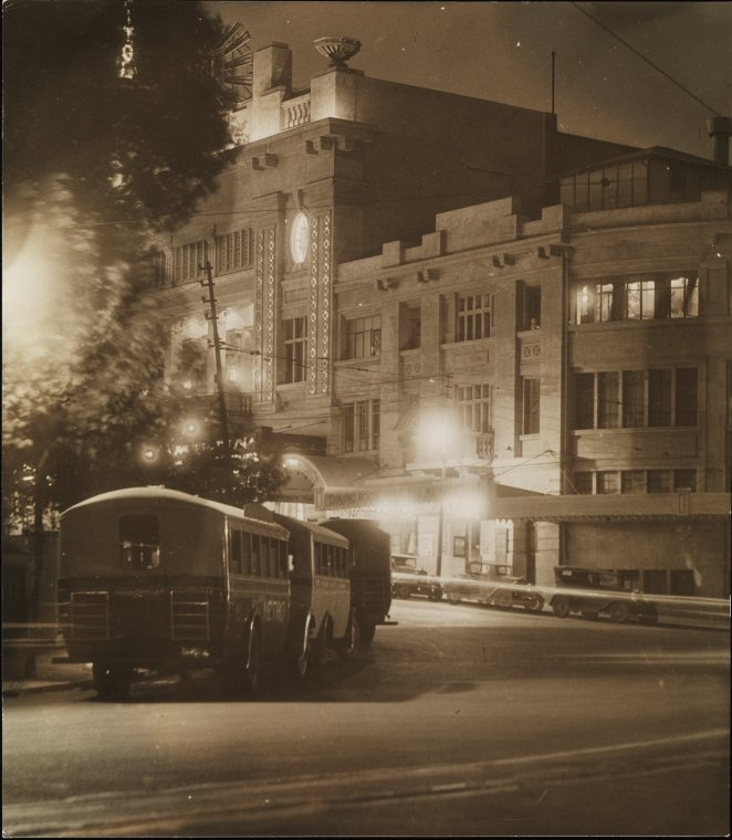 Capitol Theatre, William Street and the Esplanade, Perth, c1930