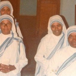 The Missionaries of Charity who were killed in Yemen on March 4,2016. The sisters have been identified by the Apostolic Vicariate of Southern Arabia as Sisters Anselm from India, Margherite from Rwanda, Reginette from Rwanda and Judith from Kenya