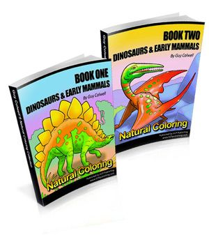 2 dinosaur colouring books for only 599 httpcolouringpagesnetau