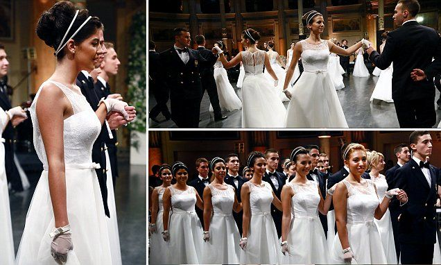 'It is a rite, a dream, a message': Inside the Viennese Debutante Ball