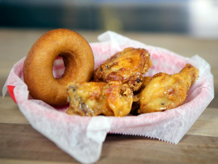 Philadelphia: The off-menu dill-pickle-glazed fried chicken at Federal Donuts.