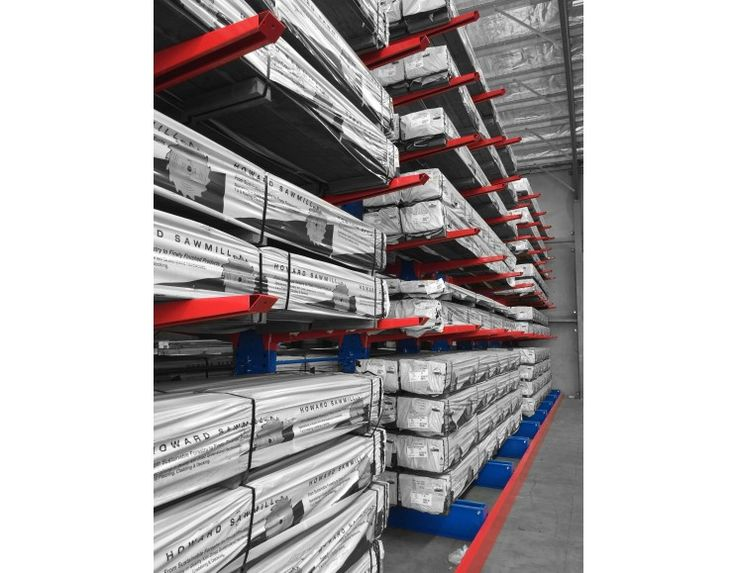 Cantilever Racking and Shelving Systems
