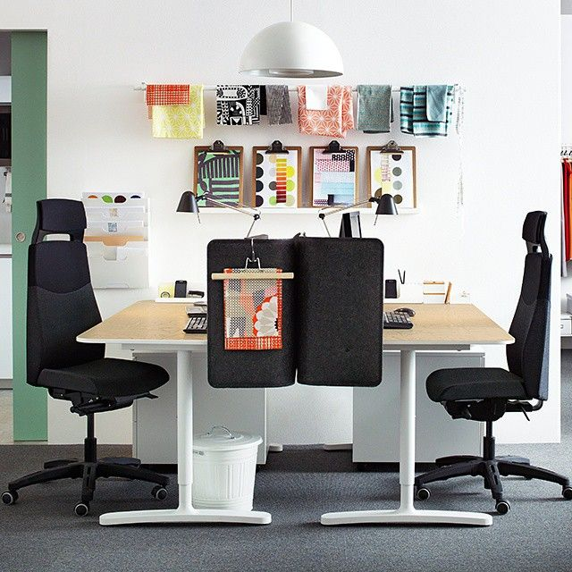 Need to be more productive? All BEKANT desks & tables are 15% off for #IKEAFAMILY members!