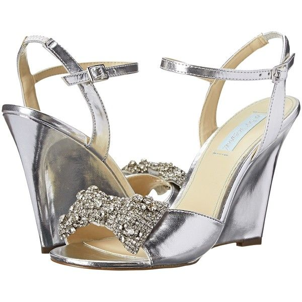 25 Best Ideas About Silver Wedges On Pinterest Womens