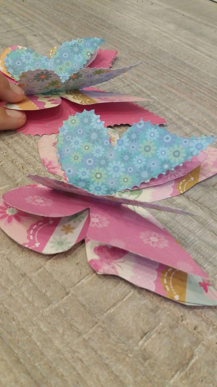 einladung schmetterling  diy birthday invitations crafts
