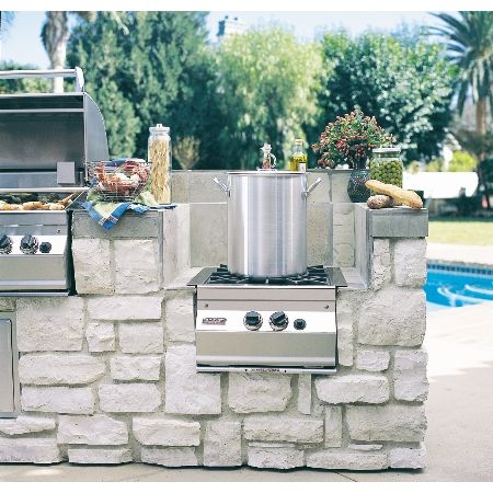 Outdoor Kitchen Must Have A Burner For The Crawfish