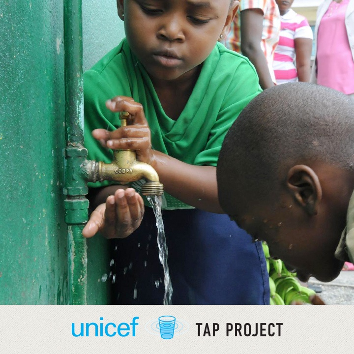 Unicef Tap Project (Media & Strategy Analysis)