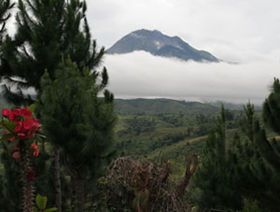 Mount Apo. Someday my cousins, brothers, and I are going to climb this