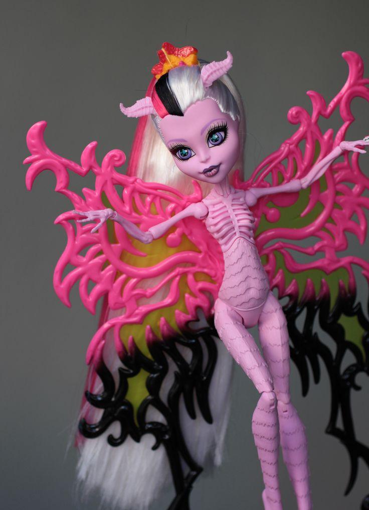 15 best mh bonita femur images on pinterest monster high - Monster high bonita ...