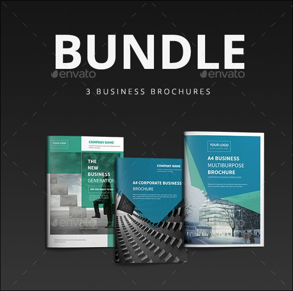 a4 brochure templates psd