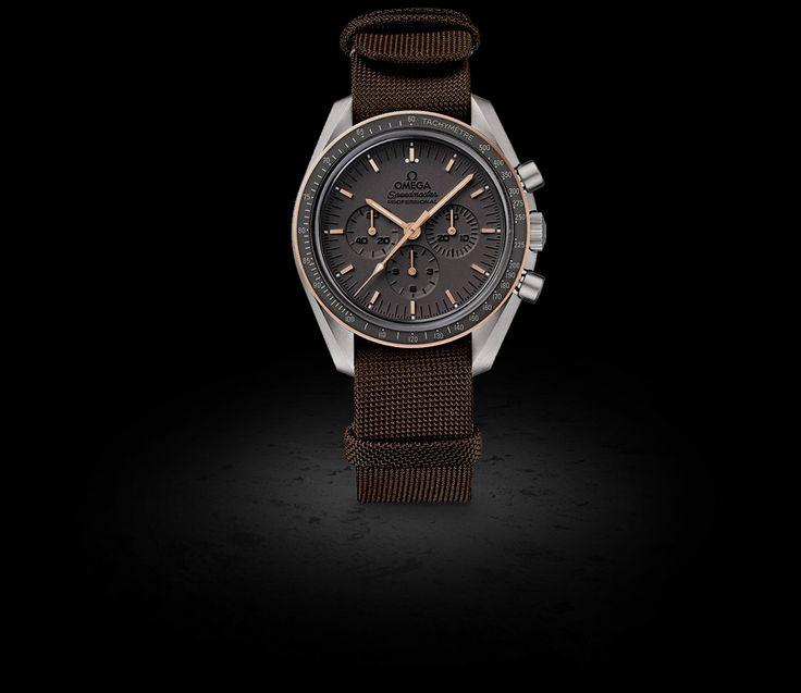 Relógios OMEGA: Speedmaster Apollo 11 Edição Limitada 45º Aniversário