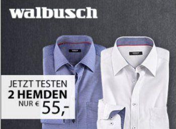 Walbusch: Zwei bügelfreie Hemden zum Preis von einem https://www.discountfan.de/artikel/klamotten_&_schuhe/walbusch-zwei-buegelfreie-hemden-zum-preis-von-einem.php Bei Walbusch sind derzeit wieder zwei bügelfreie Hemden nach Wahl zum Preis von einem zu haben. Pro Hemd zahlt man somit weniger als 30 Euro. Walbusch: Zwei bügelfreie Hemden zum Preis von einem (Bild: Walbusch) Die zwei bügelfreien Hemden zum Preis von einem sind ab sofort und nur für kurze Zei... #Hemden
