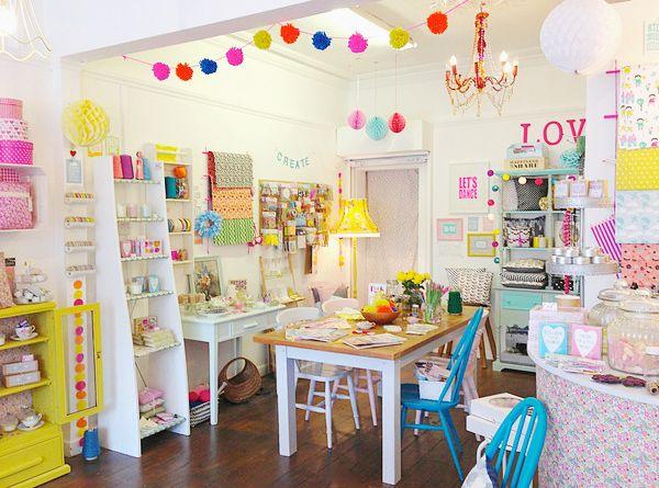Me ha gustado mucho esta tienda por los colores  macarena The People Shop Interior DIY Projects and Workshops with The People Shop @Allison j.d.m j.d.m j.d.m j.d.m j.d.m j.d.m Sadler