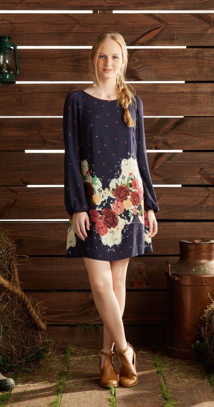 Só na Antix Store você encontra Vestido Begônias com exclusividade na internet