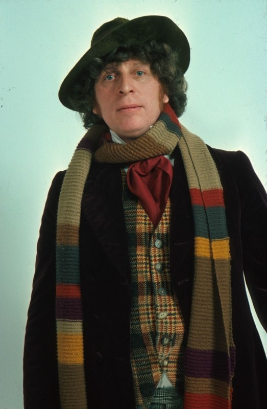 46 best Dr.Who, Tom Baker images on Pinterest 4th doctor, Doctor who scarf ...