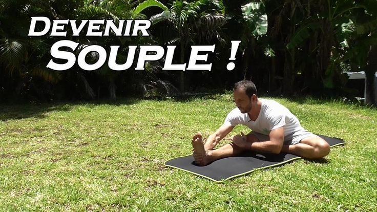 Comment devenir plus souple rapidement: 3 techniques fondamentales lire la suite / http://www.sport-nutrition2015.blogspot.com