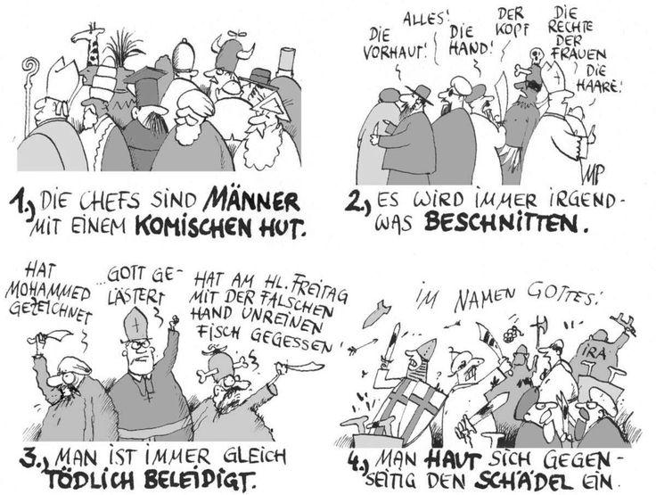 Pammesberger - Woran man eine RELIGION erkennt