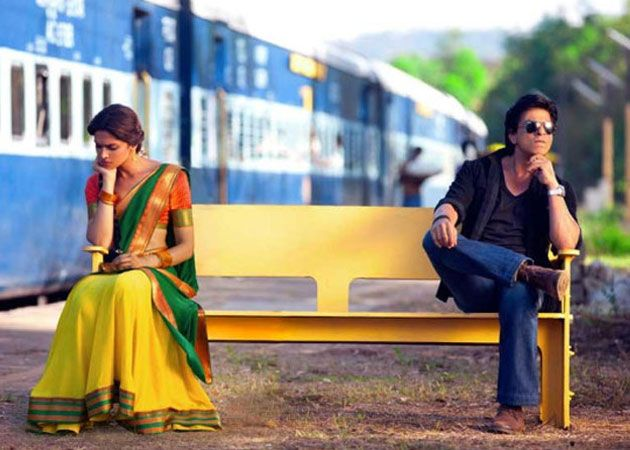 It seems like whenever there's a Shah Rukh Khan, the latest trends in fashion icon film around the corner, he's involved in some form of argument. He's had issues with political parties before, and now there's yet another one – the MNS is intimidating to stall the release of his film, Chennai Express, if their demands are not met.