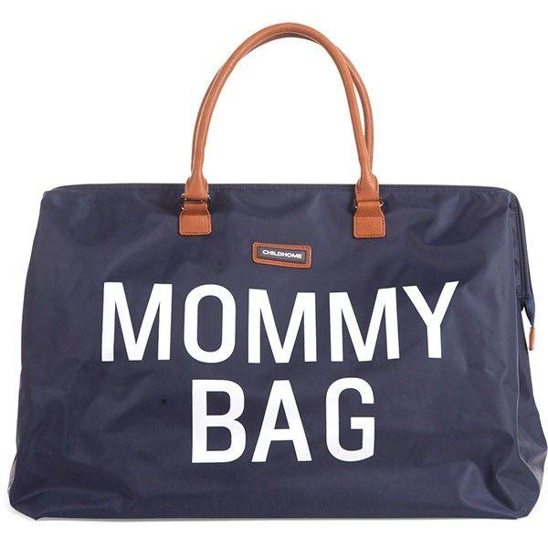 #Childwood - luiertas - weekendtas XL - #Mommy bag - marineblauw  #fashion  #littlethingz2
