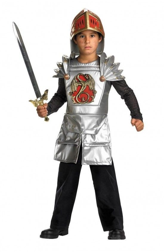 dragon knight kids halloween costume 2013 discover hauntingly easy ideas for diy kids homemade - Halloween Scary Costumes For Boys