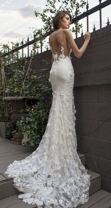 Featured Dress: Riki Dalal; Wedding dress idea.