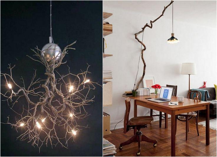 Декоративные ветки в дизайне: 15 красивых идей   http://idesign.today/dekor/dekorativnye-vetki-v-dizajne-15-krasivyx-idej