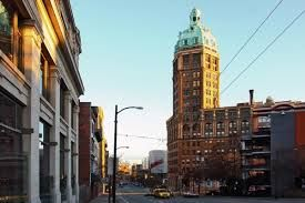 Image result for vancouver's oldest office buildings sun tower