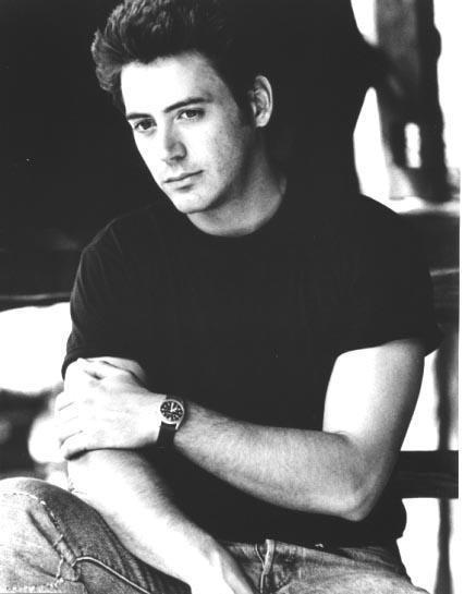Once again proving RDJ was no slouch when younger