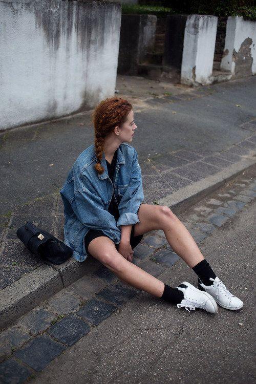hipster londinense mujer