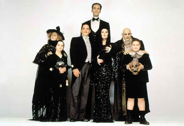 """The """"Addams Family Values"""" Cast Reveals Behind-The-Scenes Secrets 20 Years Later - BuzzFeed"""