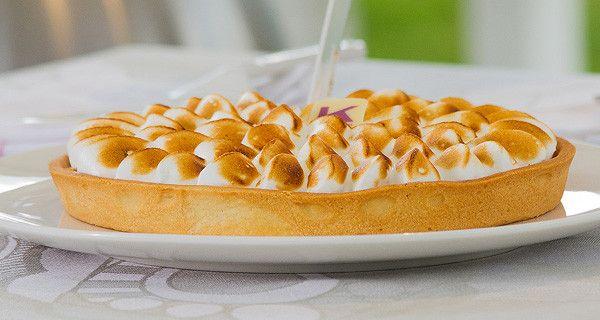 Lemon meringue pie di knam