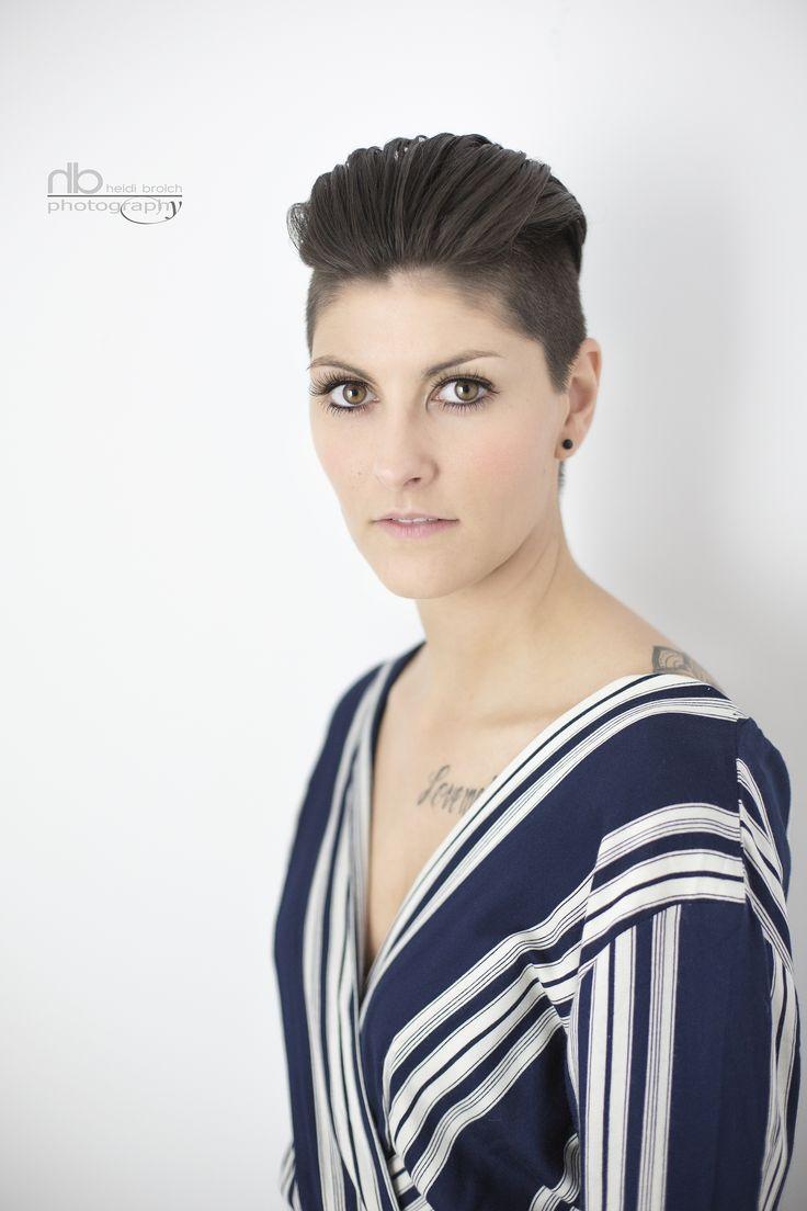 A female portrait - #beauty session # contemporary portrait #