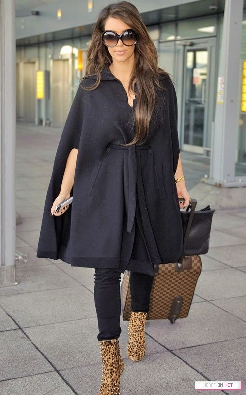 The first and probably only time I'll ever pin Kim Kardashian's style.