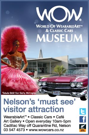 World of Wearable Arts Nelson