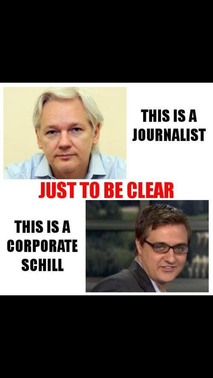 The death of journalism a journalist vs a corporate shill election 2016