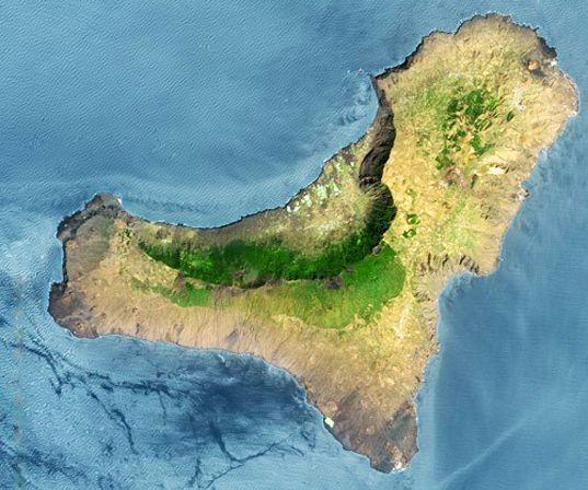 Spanish Island to be Powered by 100% Renewable Energy | Inhabitat  // El Hierro, El Hierro energy independent, Canary islands