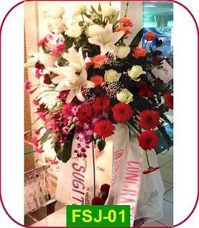 Bunga Mawar Ucapan Selamat Sukses dan Bahagia | Toko Bunga by Florist Jakarta