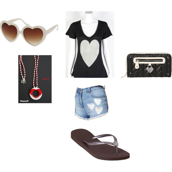 """""""Summer of love"""" by occhiondolo on Polyvore"""