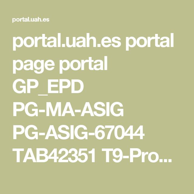 asig portal