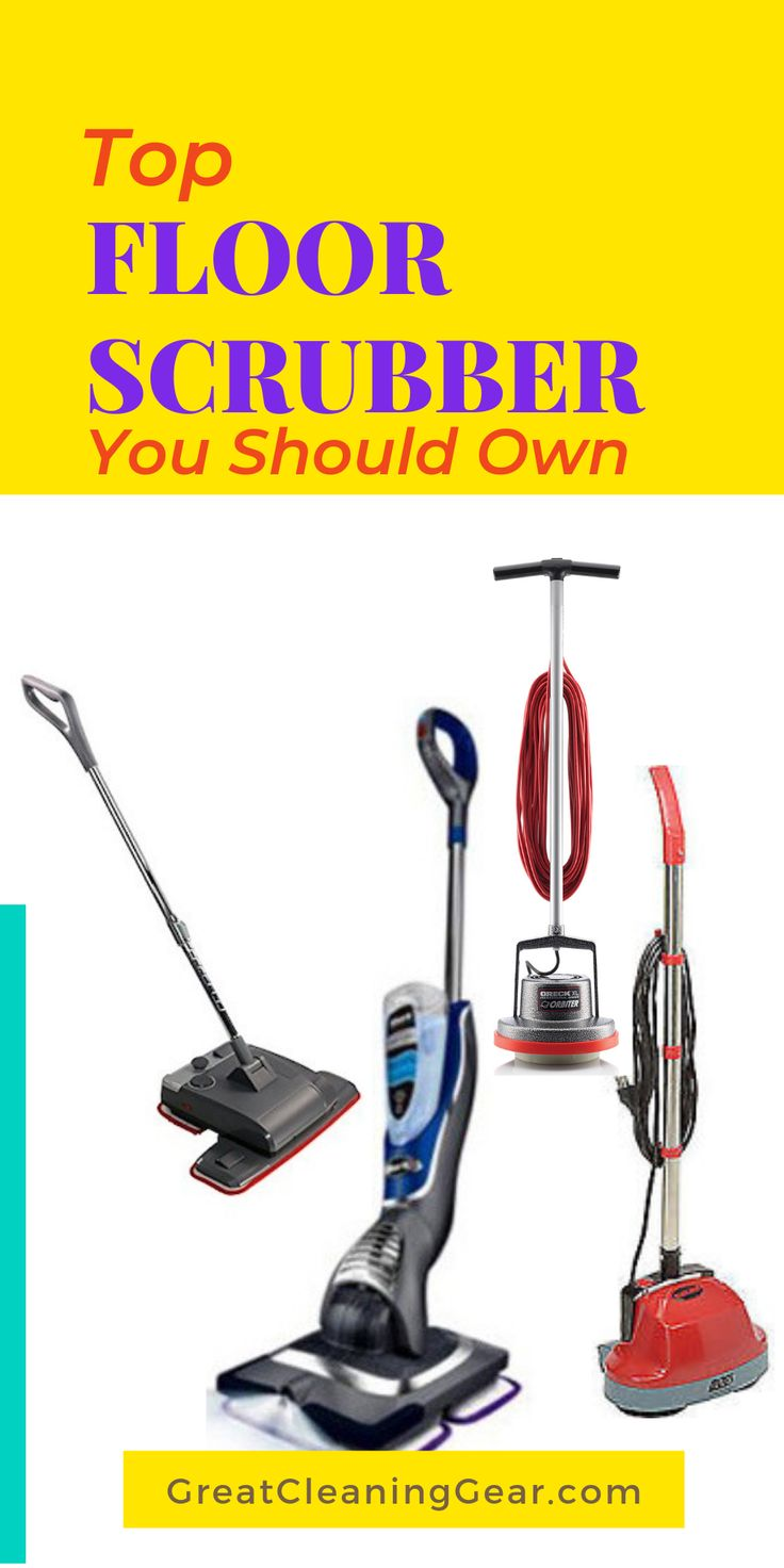 Best Floor Scrubbers for The Home 2020 Laminate flooring