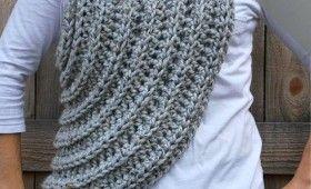 Crochet Pattern – Katniss Cowl – Everdeen Scarf – Hunger\u2026 – Crochet Pattern Katniss Cowl Everdeen By Ashleylillishandmade