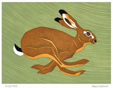 Robert Gillmor - contemporary wildlife artist