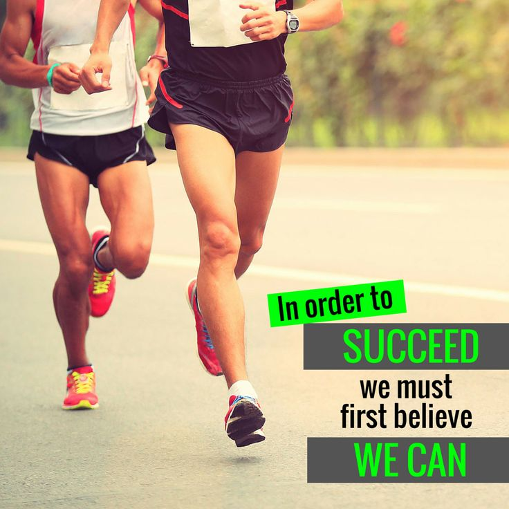 In order to succeed we must first believe we can   #staminade #goharder #succeed #selfbelief #inspiration