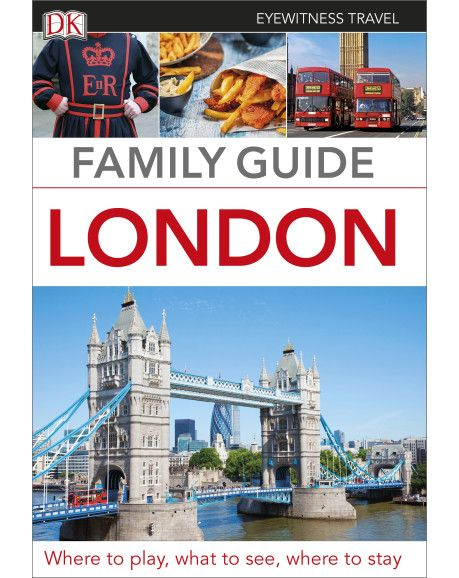 DK Eyewitness Travel Family Guide London offers you the best things to see and do on a family holiday in London, from visiting magnificent sights such