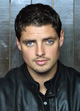 Keith Duffy on Coronation Street plays Ciaran McCarthy