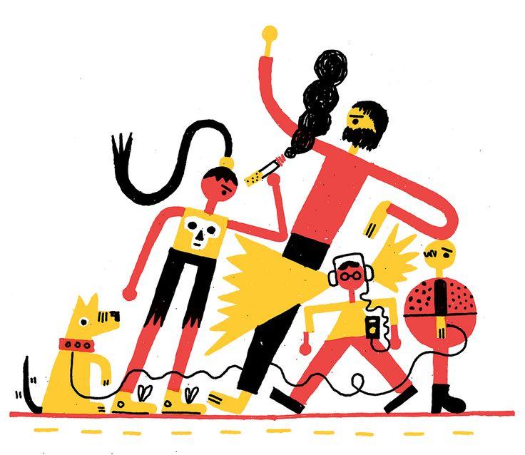 C'est la fièvre des séries éliminatoires! En grande entrevue, découvrez l'illustrateur et passionné de hockey Benoit Tardif.     Simple, efficace, coloré,