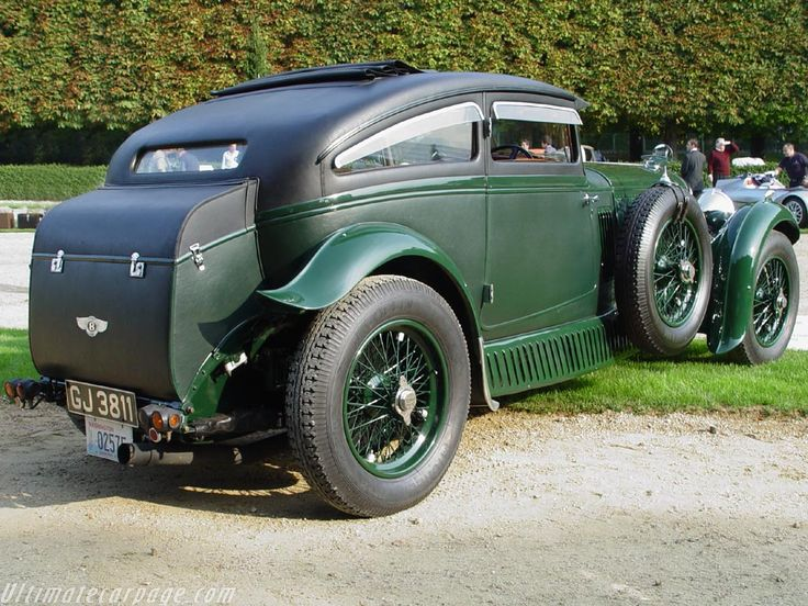 Best Bentley Classics Images On Pinterest Vintage Cars