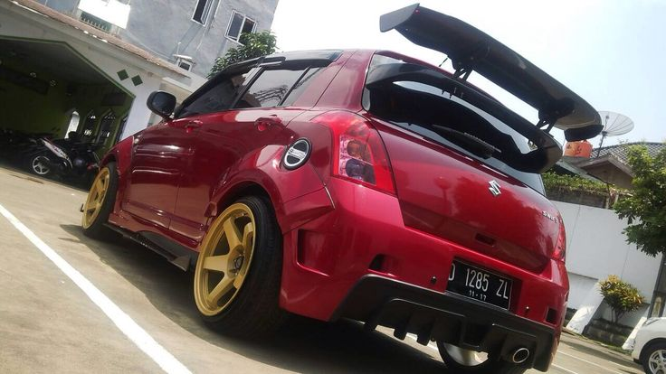 #Suzuki #SuzukiSwift #ZC21S #FunDrive #FuntoDrive