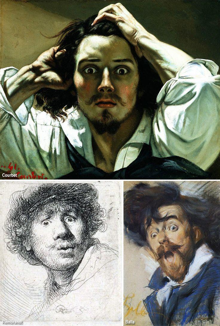 ¿Qué dice la cara: las expresiones de arte - DidatticarteBlog