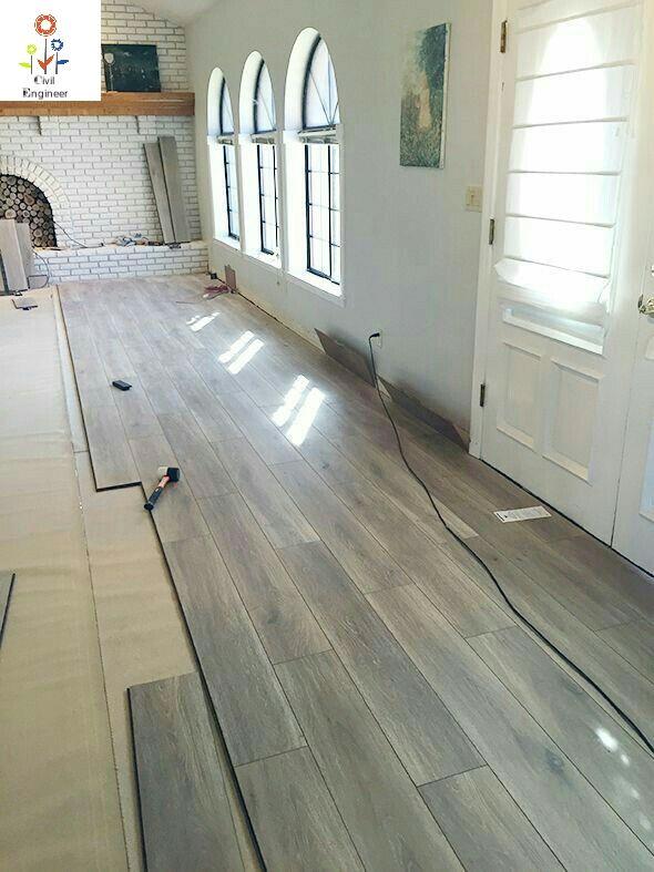 Amazing Vinyl Flooring Design Images Laminate Flooring Basement Basement Remodeling Flooring